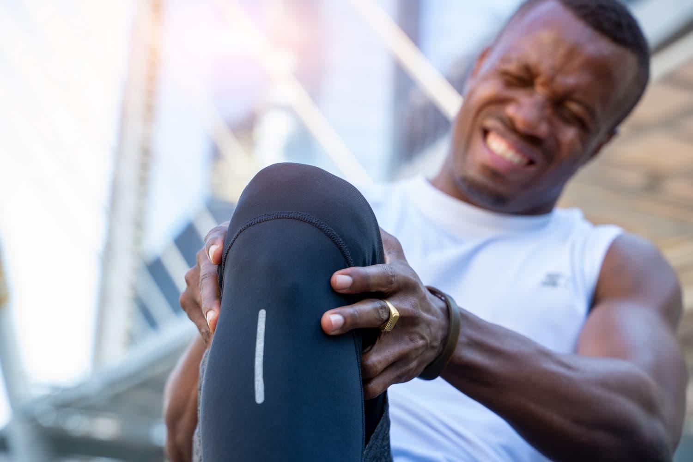 douleur genou course à pied