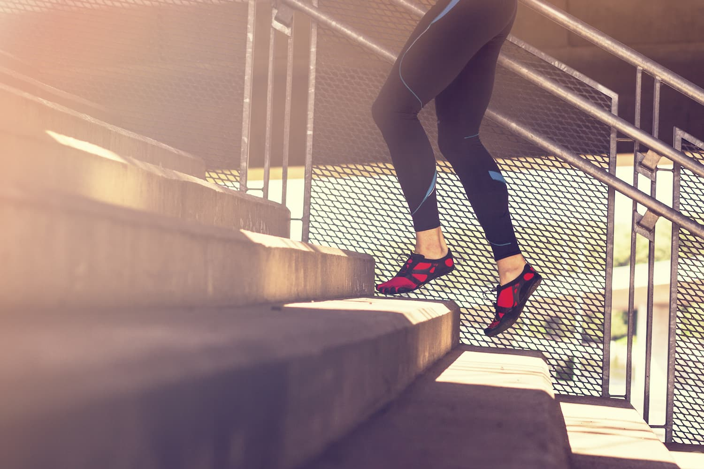chaussures minimalistes de course