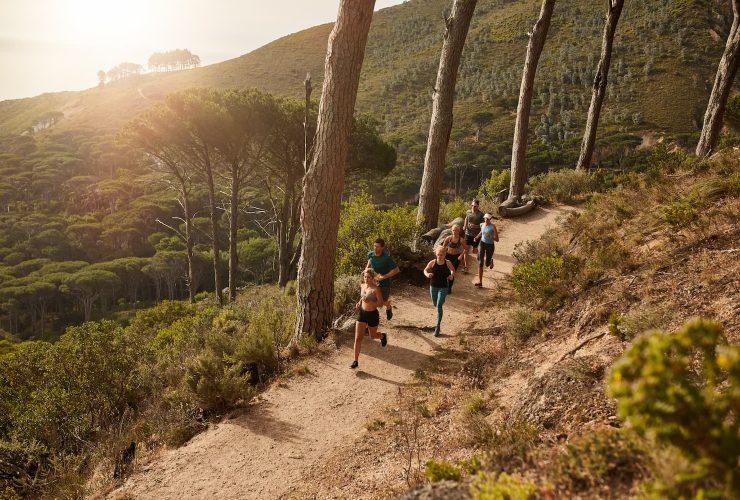 descente trail running